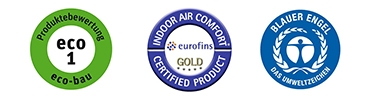 Certifications ecobau comfort engel